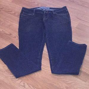 Super Skinny jeans by bullhead